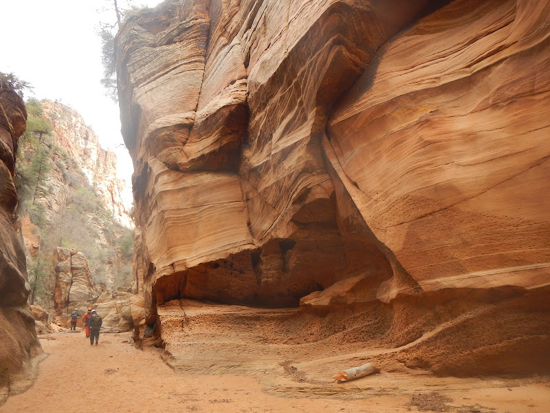 canyoning in zion