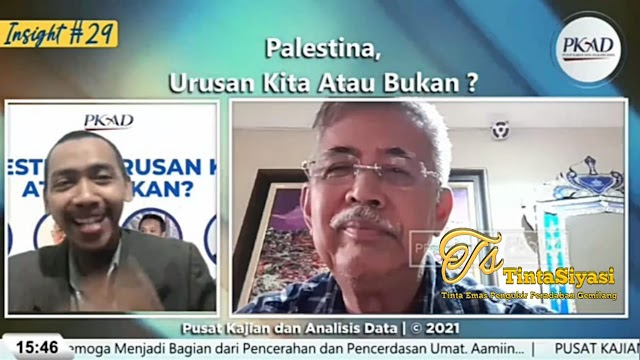 Purnawirawan TNI: Penting Bersimpati kepada Palestina