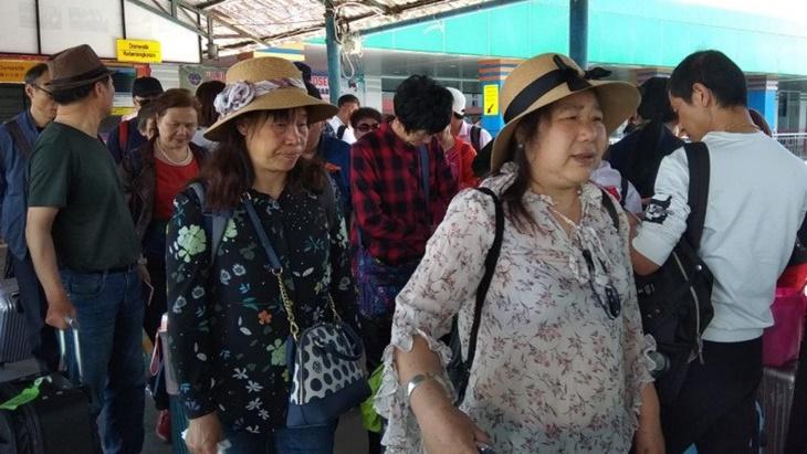 Ribuan Warga China Ajukan Izin Tinggal Keadaan Terpaksa di Indonesia