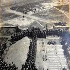 Ceremonial funeral German Seamens at Zeebrugge