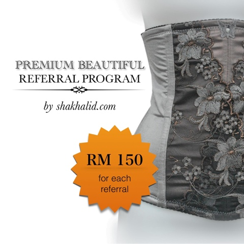 premium beautiful special referral programme by shakhalid.com