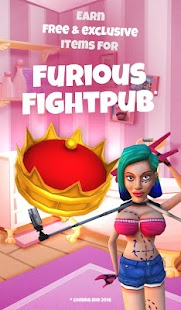 Furious Fightpub: Selfiegirl- screenshot thumbnail