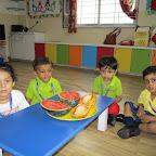 Introduction of Watermelon & Papaya (Playgroup) 22.08.2016