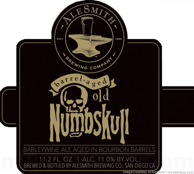 AleSmith Barrel-Aged Old Numbskull Returns In 11.2oz Bottles