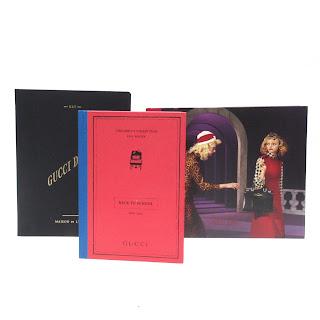 Gucci Set Of 3 Catalog Books