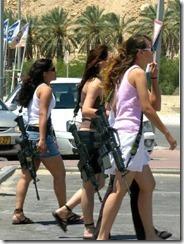 Isreal guns