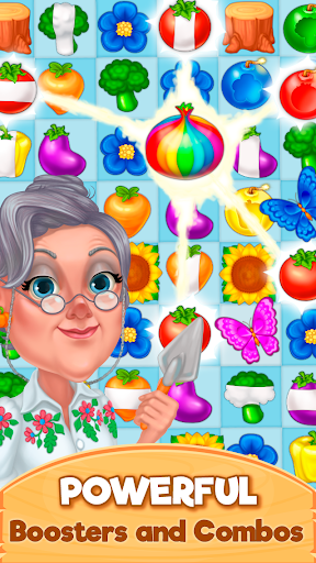Grannyu2019s Farm: Free Match 3 Game 1.05.230a {cheat|hack|gameplay|apk mod|resources generator} 4