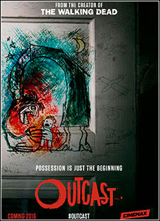 Outcast 1ª Temporada (2016) Torrent HDTV 720p Legendado