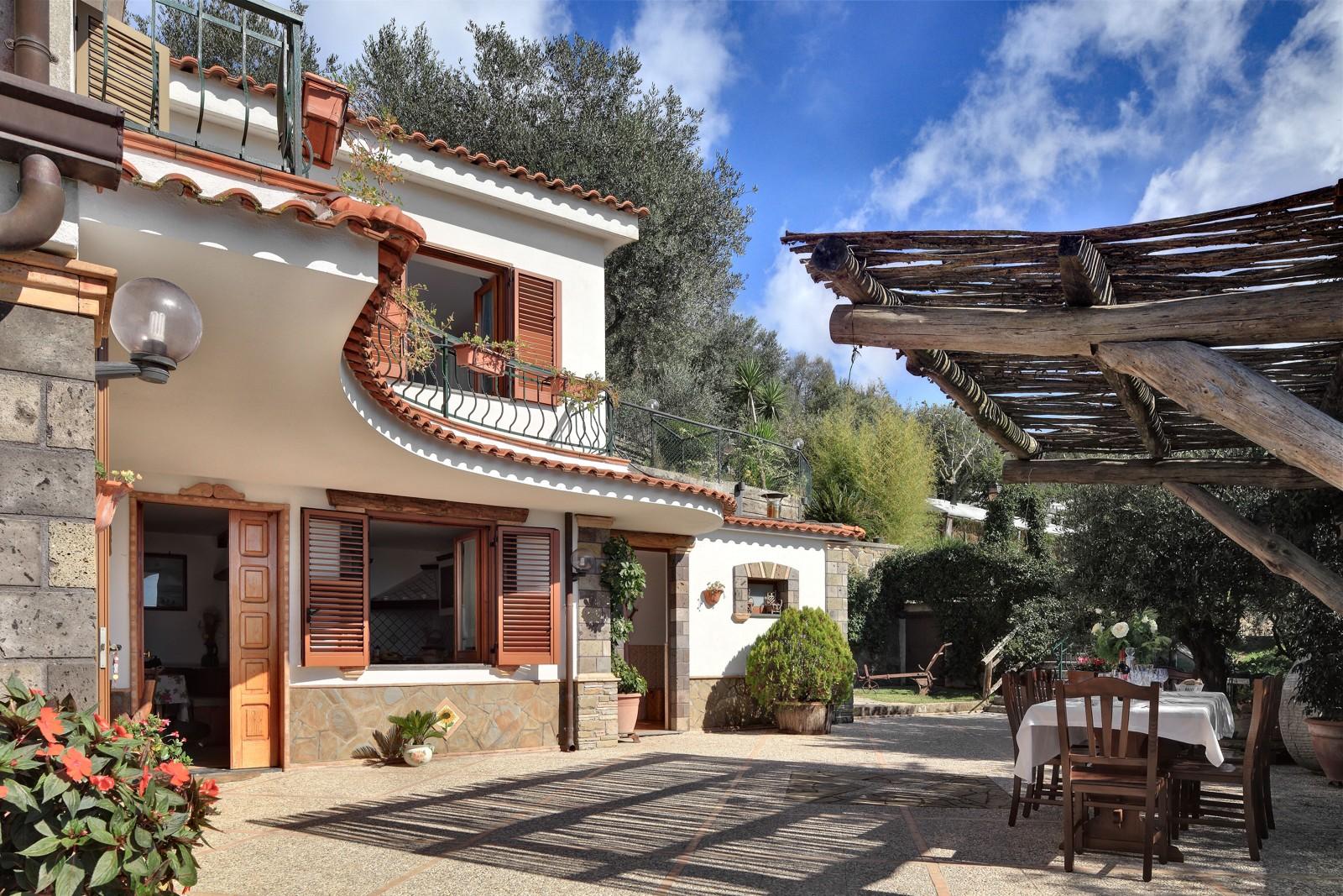 Casa Frantoio_Massa Lubrense_1