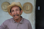 The hat maker. This man knew how to pose for portraits