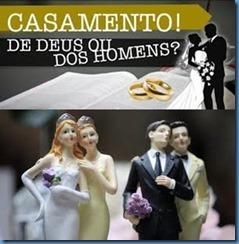 Casamento de Deus ou...