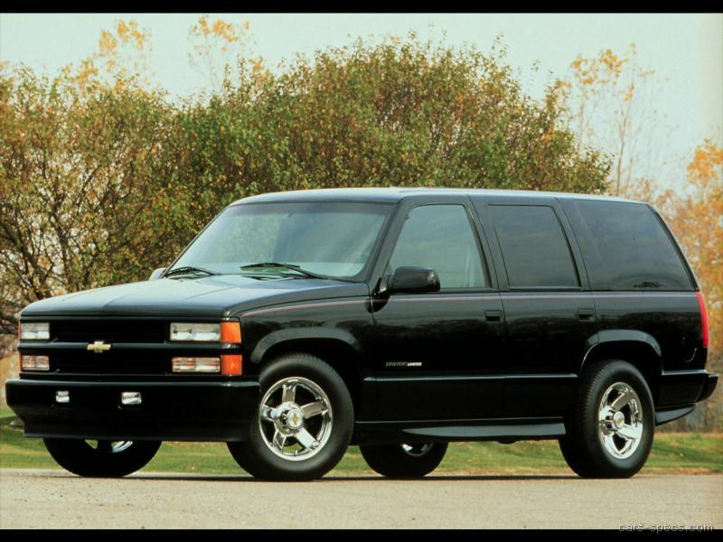 2005 Chevrolet Tahoe SUV Specifications Pictures Prices