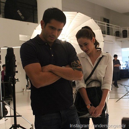 Gerald Anderson and Arci Munoz