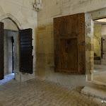 Château de Vincennes : donjon, rez-de-chaussée, salle du puits