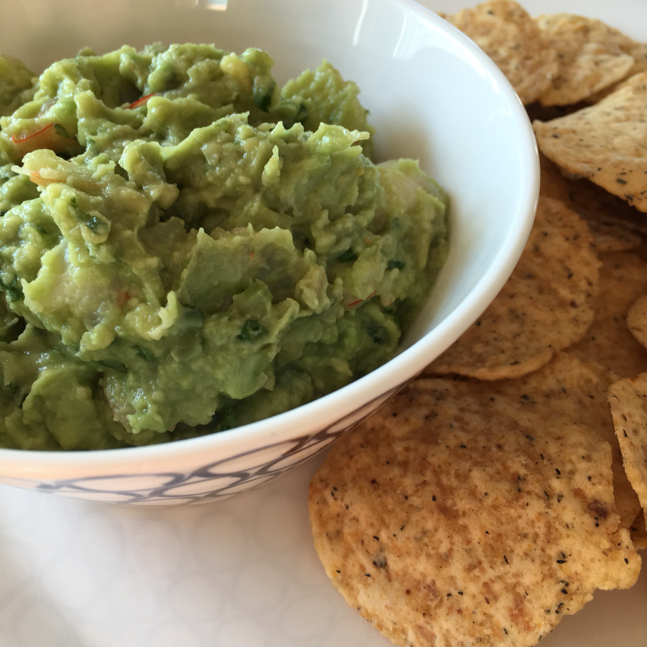 Shrimp Guacamole