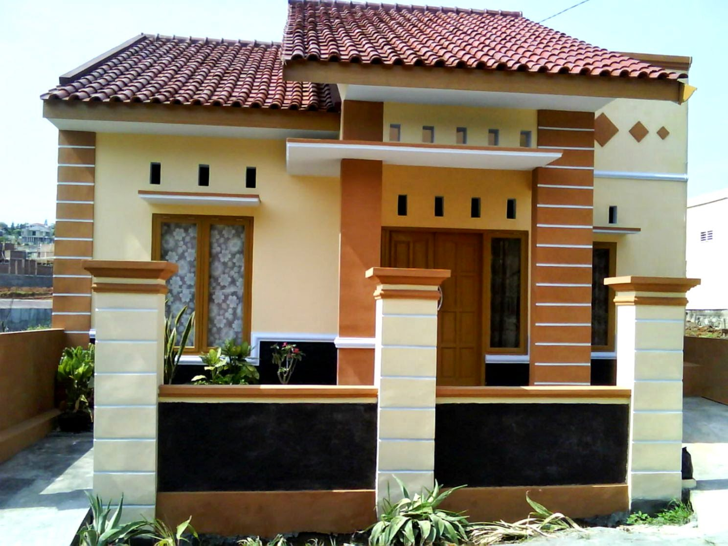 110 Gambar Rumah Minimalis Sederhana Murah Gambar Desain Rumah