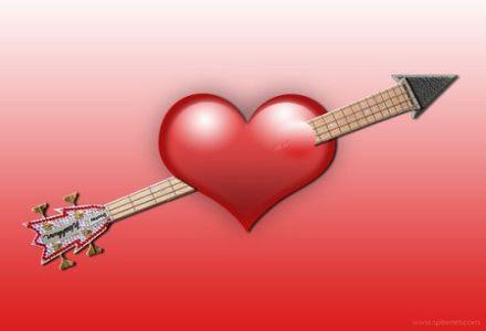 San valentin: Evitar escuchar musica romantica