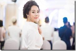 Nữ hoàng sắc đẹp 2014 duyên dáng làm giám khảo