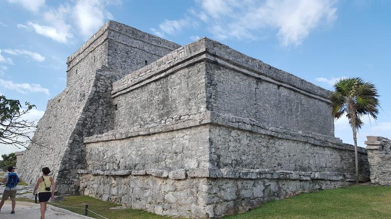 Ruines de Tulum, Cancún, Mexique, Mexico, site archeologique, elisaorigami, travel, blogger, voyages, lifestyle, Riviera Maya, Yucatan, Bahia Principe