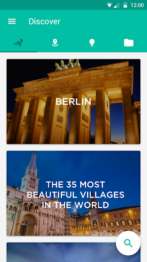 minube: travel planner & guide ss2