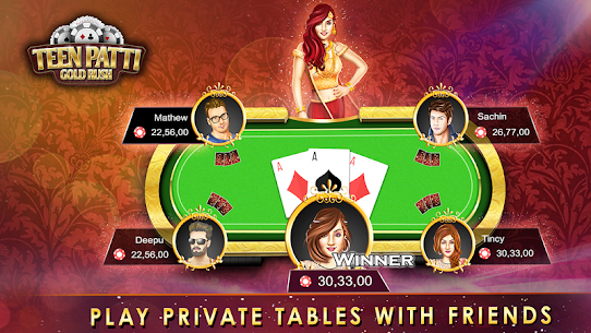 Teen Patti Gold Rush 5