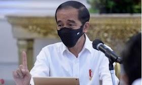 Jokowi Tegur Gubernur yang Serapan Anggarannya Rendah: Jakarta Sudah 70-90%, yang Lain 10-15% Bahkan Bansos 0%!