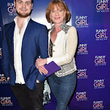 OIC - ENTSIMAGES.COM - Samantha Bond at the  Funny Girl - press night in London 20th April 2016 Photo Mobis Photos/OIC 0203 174 1069