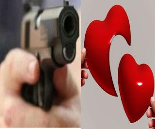 बिहार/गजब : प्रेमिका के घर पहुंचा युवक, कनपटी से पिस्टल सटाई और कहा- Happy Valentines Day