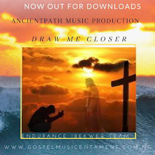 Draw Me Closer by Endurance Ibekwe