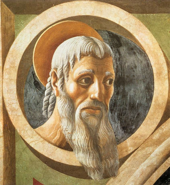 Paolo Uccello - Head of Prophet