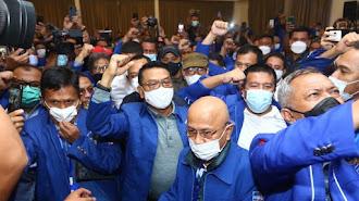 Mahfud MD Tegaskan Moeldoko Bukan Wakil Istana