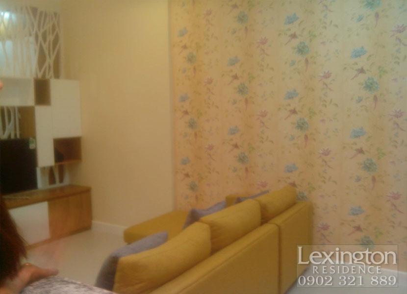Lexinton Residence quận 2 cho thuê 1PN