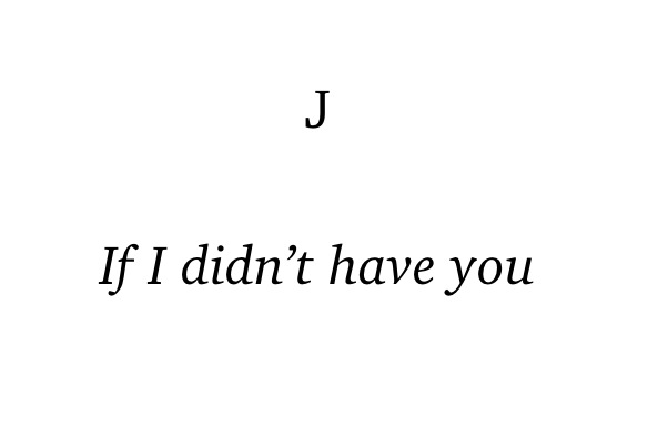 Dedication page from my PhD Thesis