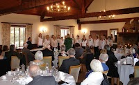 Our 46th Charter Lunch - entertainment by Sassparella, a choir from Bath - October 2016
