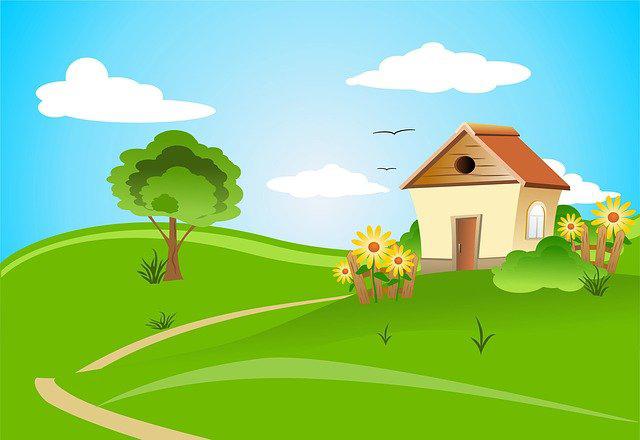 गांव पर कविता इन हिंदी | Poem On Village In Hindi
