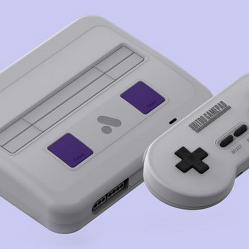 Dieser teure SNES Klon spielt alle Super Nintendo Spiele ab, die je veröffentlicht wurden