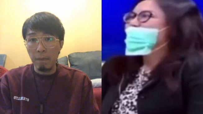 Dokter Tirta Bongkar Sosok dr Lois yang Tak Percaya Covid-19: Tidak Terdaftar Anggota IDI