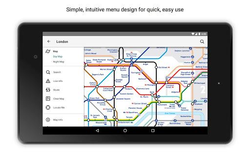 London Underground Free screenshot 24