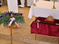 03 A Szent Korona hitelesített másolata a nagytúri templomban.JPG