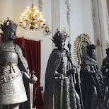 bronze statues in Innsbruck, Tirol, Austria