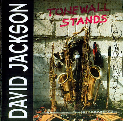 David Jackson ~ 1992 ~ Tonewall Stands