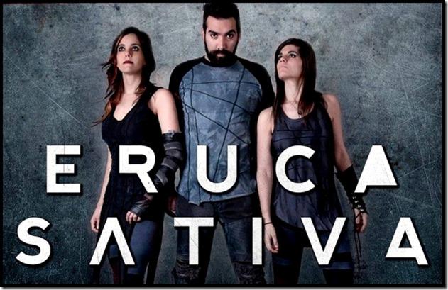 Recital de Eruca Sativa en Buenos Aires 2017
