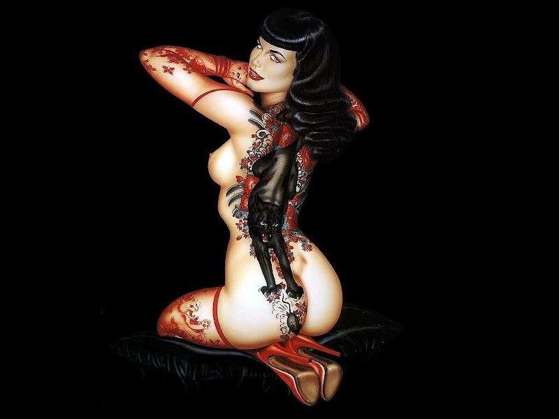 Blood Beauty Girl In Darkness, Magic Beauties 2