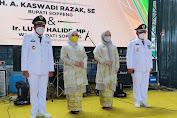 Pidato Pertama Andi Kaswadi Razak Usai Dilanti Sebagai Bupati Soppeng Periode 2021 - 2016