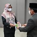 Sahriah Usman Resmi Jabat Direktur RS Nene Mallomo