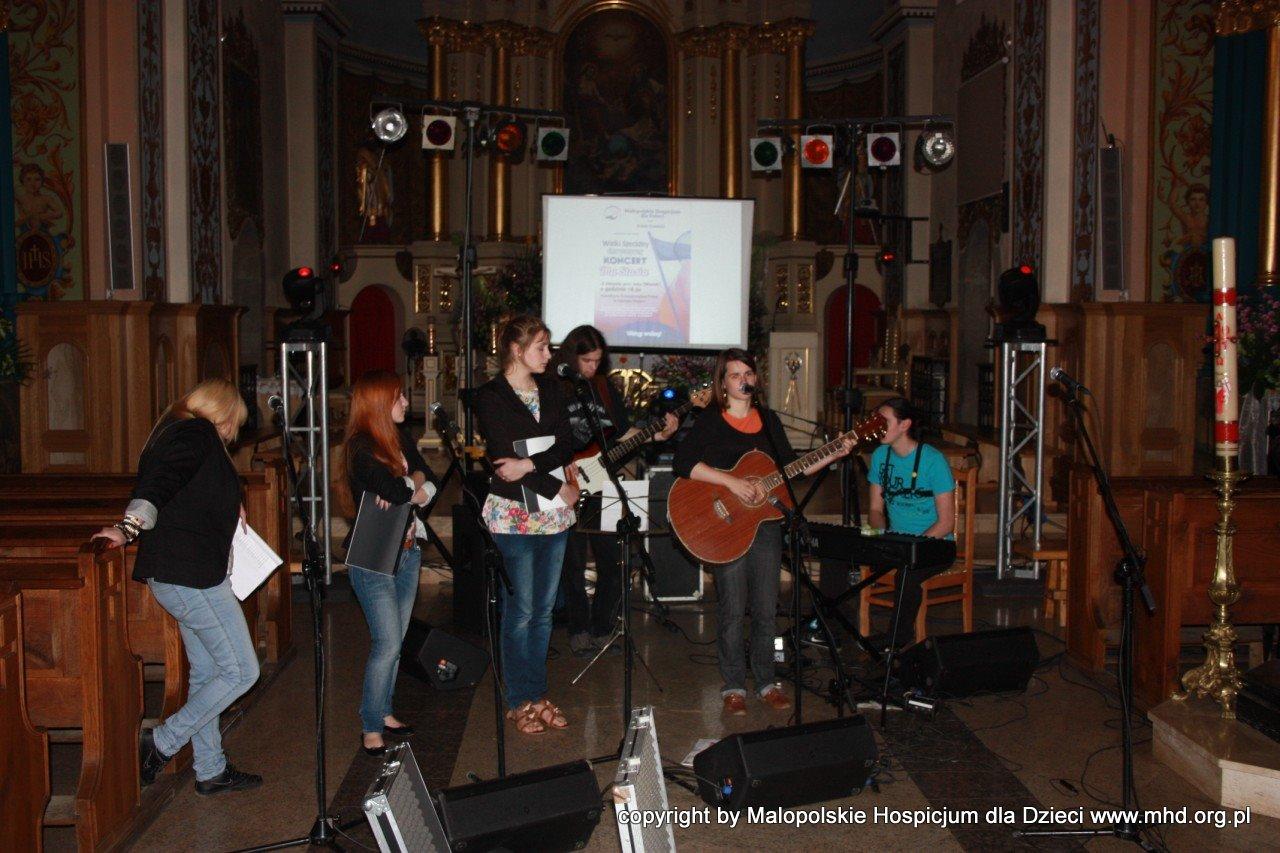 Koncert Dla Stasia - II album Asi