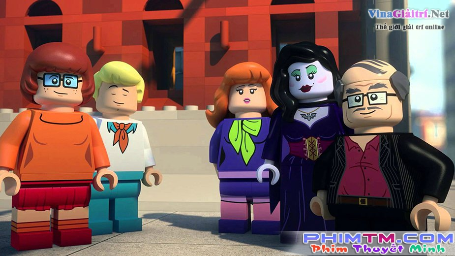 Lego Scooby Doo: Bóng Ma Hollywood - Image 1