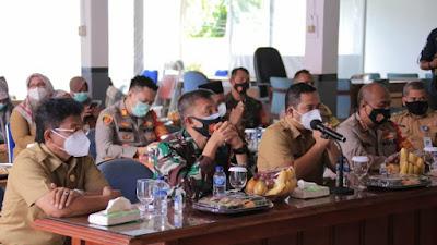 WaliKota Tangerang : Kampung Tangguh Jaya Lengkapi Upaya Antisipasi Penyebaran Covid-19
