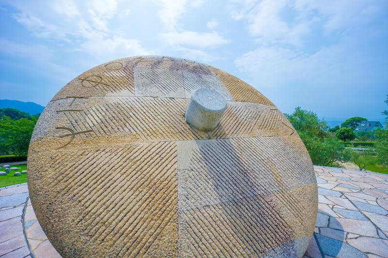 Shodoshima Olive Park, An impressive monument 5