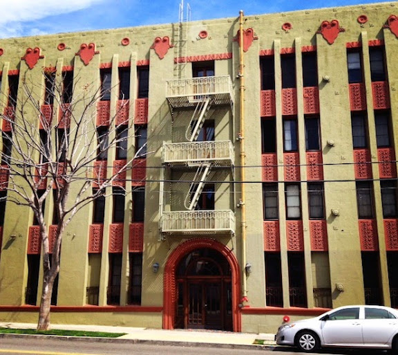 Echo Park Apartments: Neighborhood Fixture: The Art Deco Legacy Built By An Echo